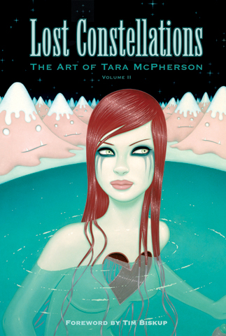"Tara McPherson ""Lost Constellations"""