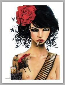 Brian Viveros 'Mess With The Bull'