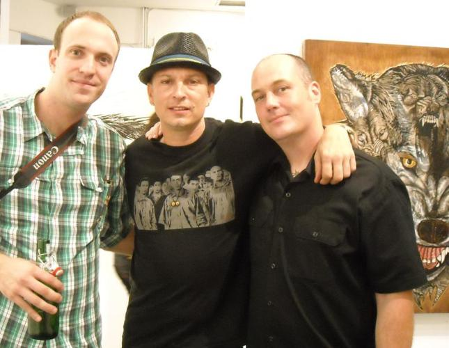 Jeremy from Subliminal Projects, Dante Ross & McNett
