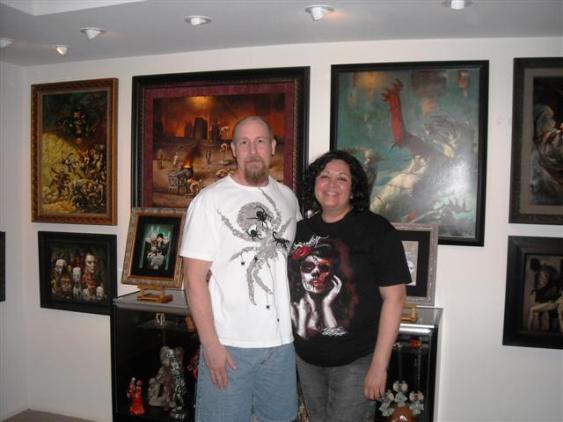 Gregg and Yvette Spatz