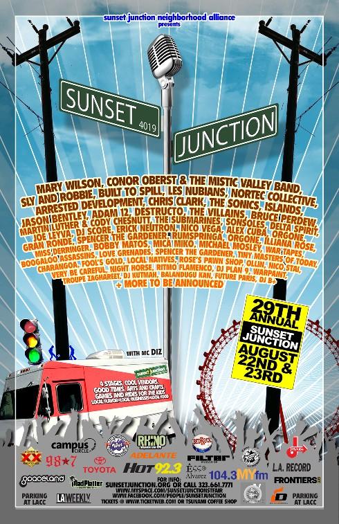 Sunset Junction Street Fair