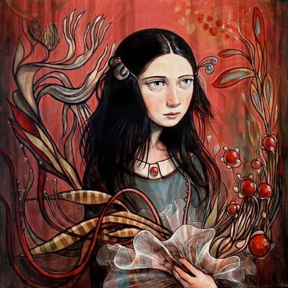 """Kelly Vivanco - """"Curious Bouquet"""""""