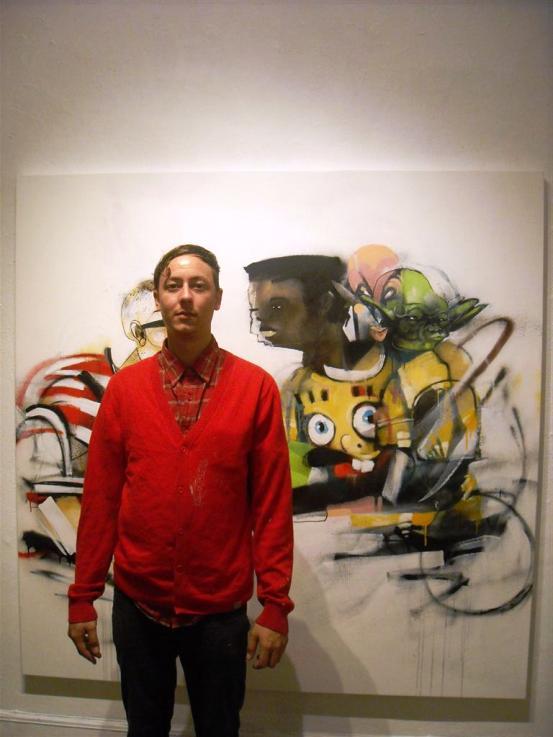 Anthony Lister