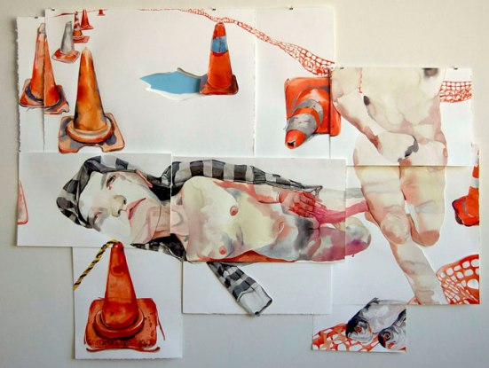 "Jennifer Poon ""Cones"""