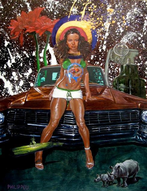 "Tony Philippou ""Mary In BronxZooLand"" sneak peek"