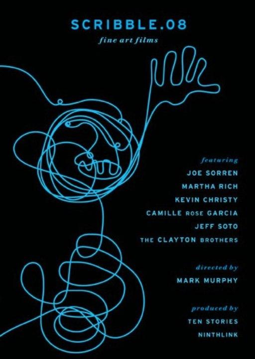 'Scribble.08' from Murphy Fine Art Films
