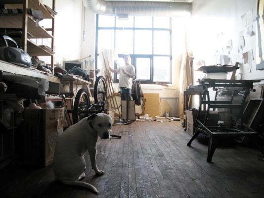 Studio shot 1 by Paul Labonte
