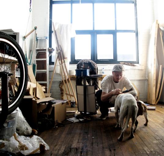 Studio shot 5 by Paul Labonte