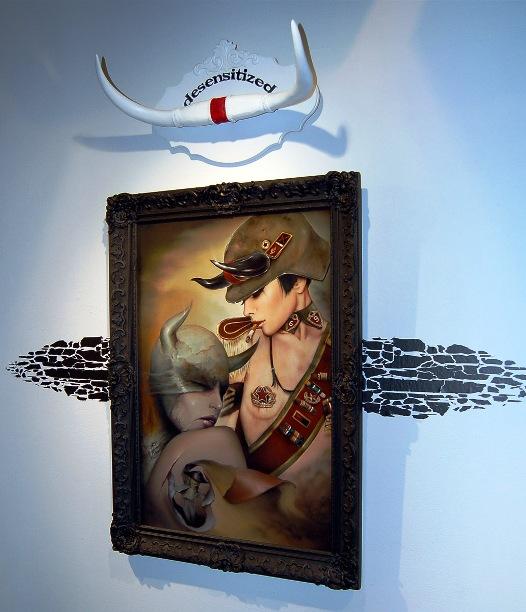 'Matadores' - collaboration between Viveros and Quintana