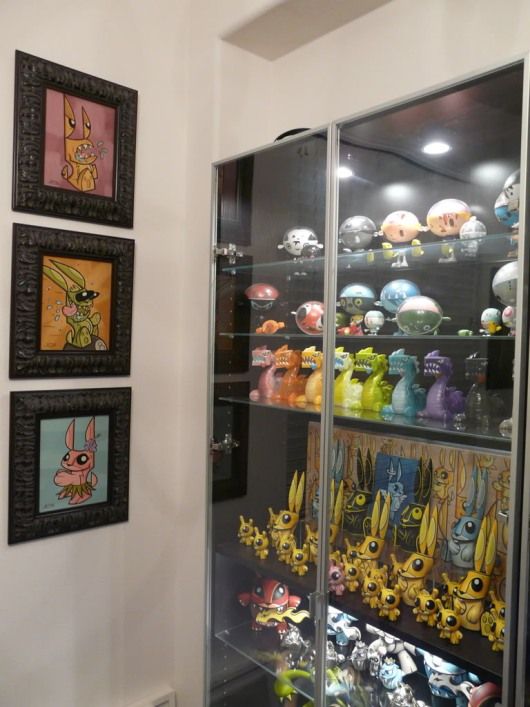 Hung's impressive Joe Ledbetter collection