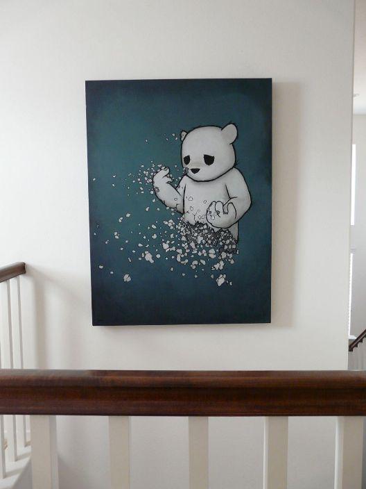 Luke Chueh's 'Disintegration'