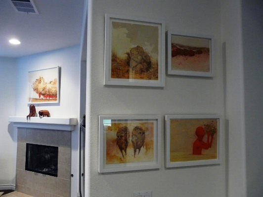 Works from Brendan Monroe
