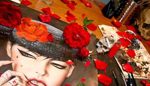 'Mata-Adore You Forever' in Viveros' Riverside studio