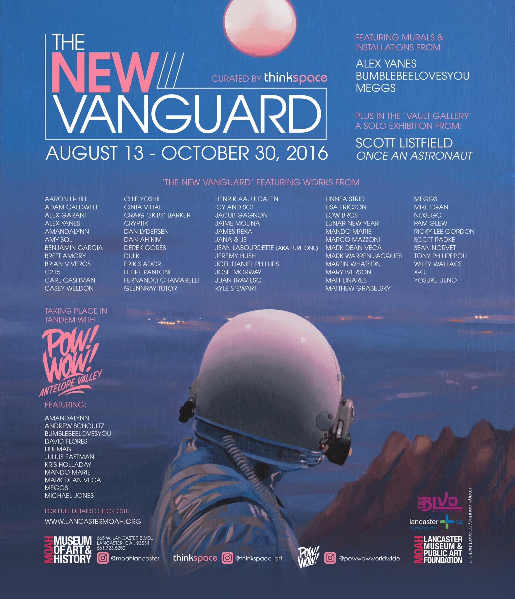 The New Vangaurd