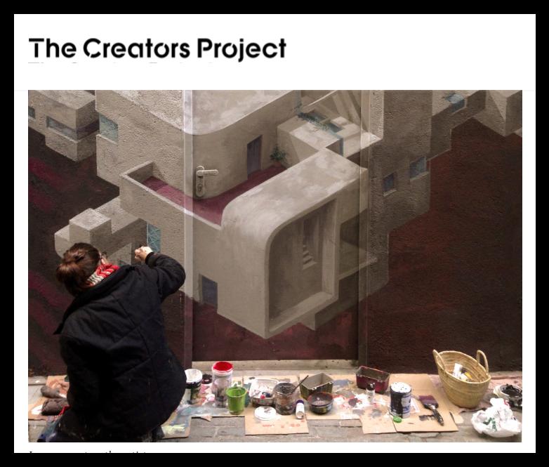 Cinta Vidal Creator Project
