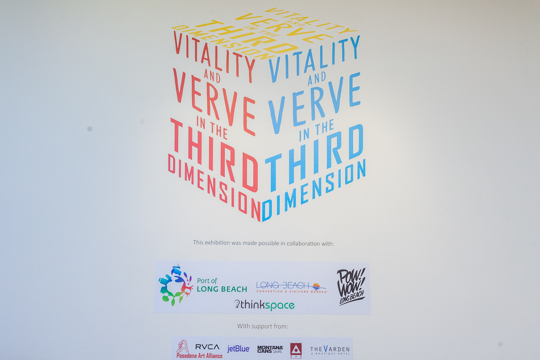 LBMA Vitality and Verve In The Third Dimension