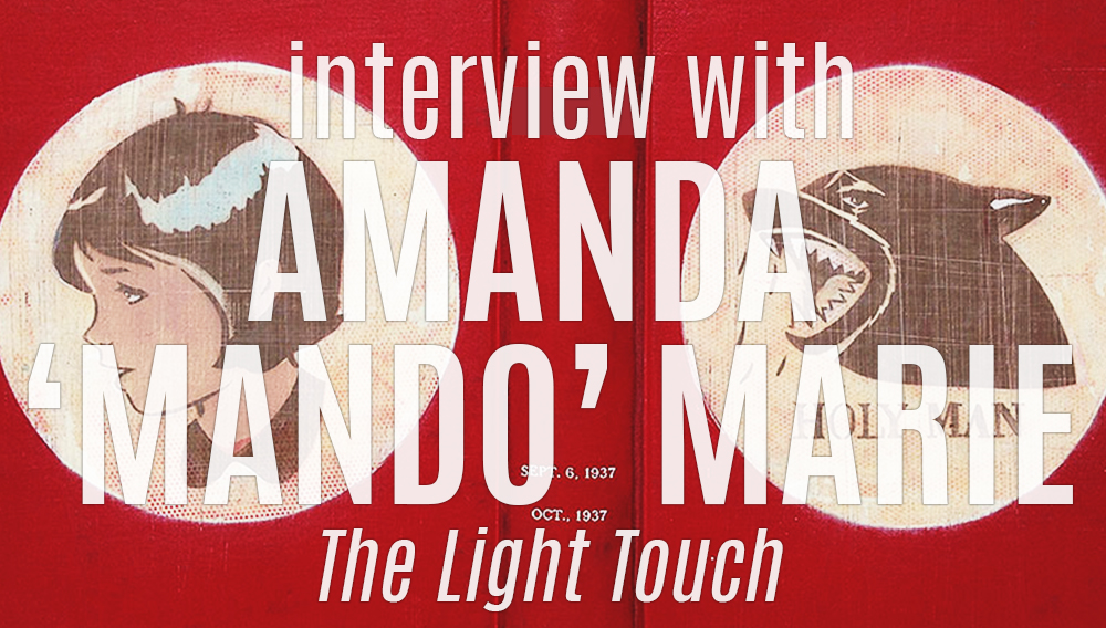 Amanda Marie Interview