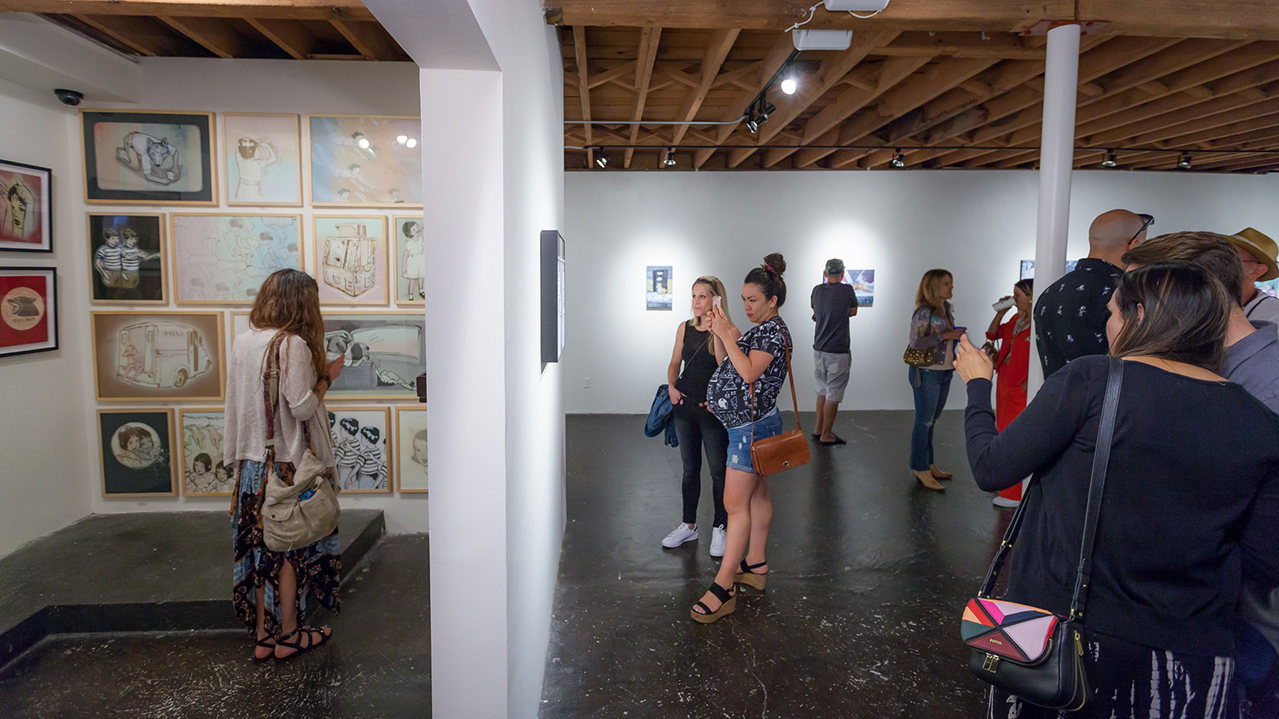August Opening Reception (19)
