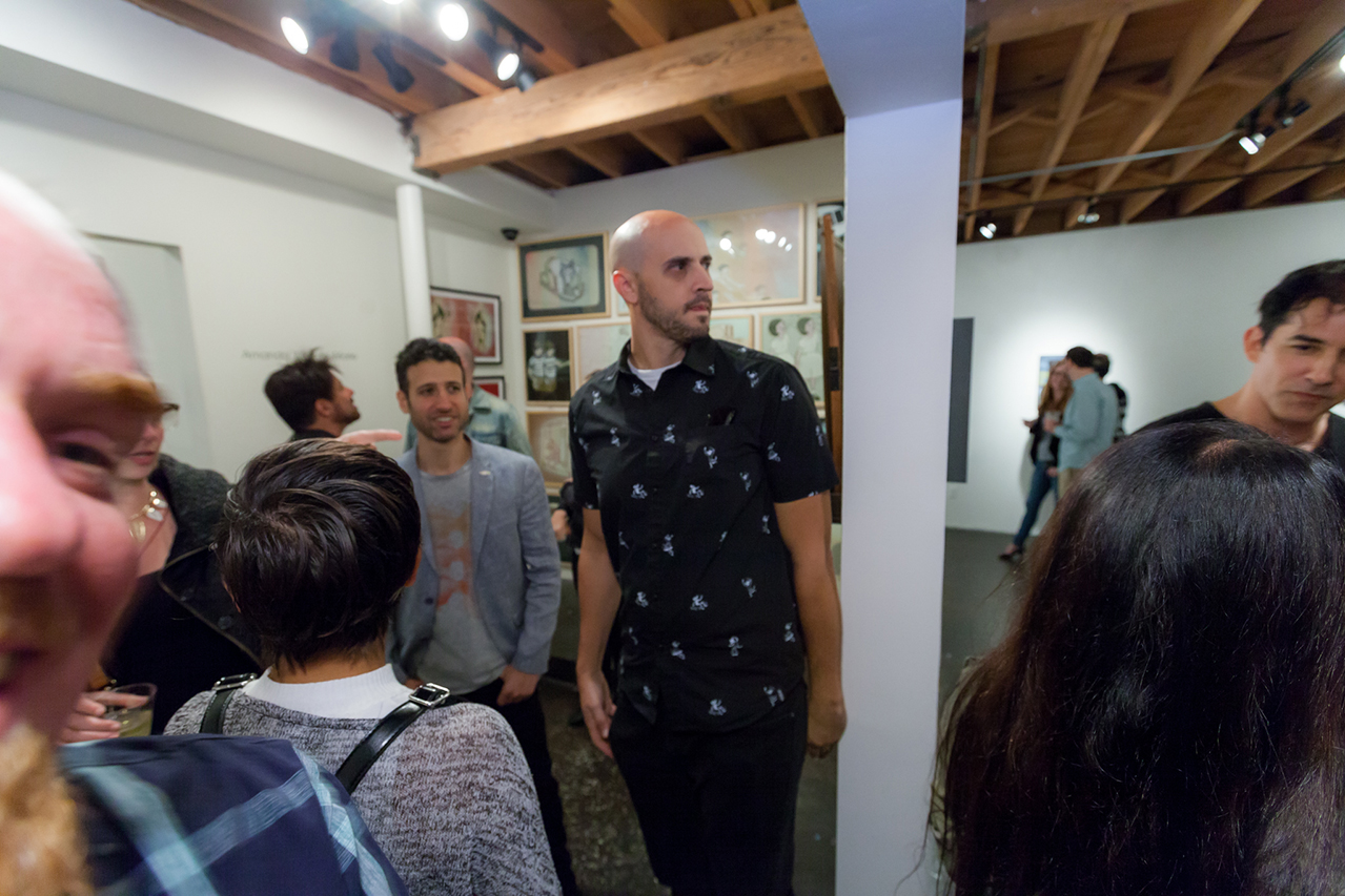 August Opening Reception (3)