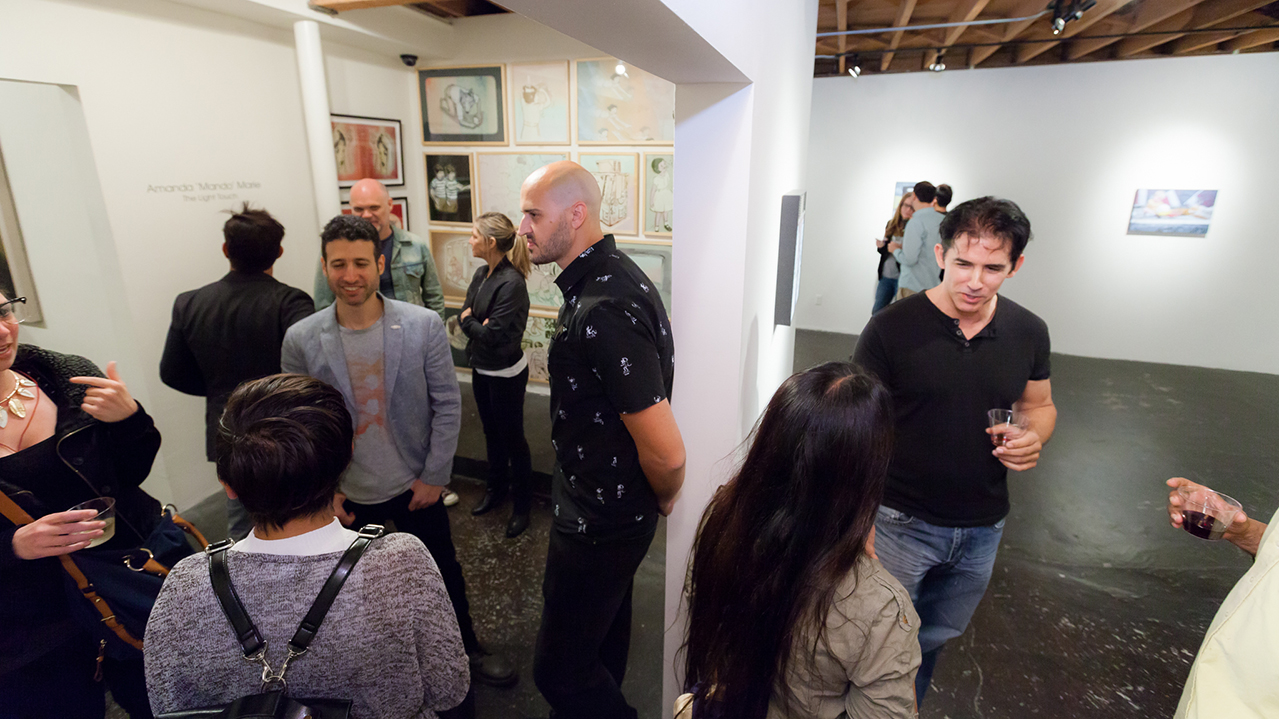 August Opening Reception (4)