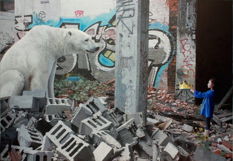 Kevin Peterson Polar Bear