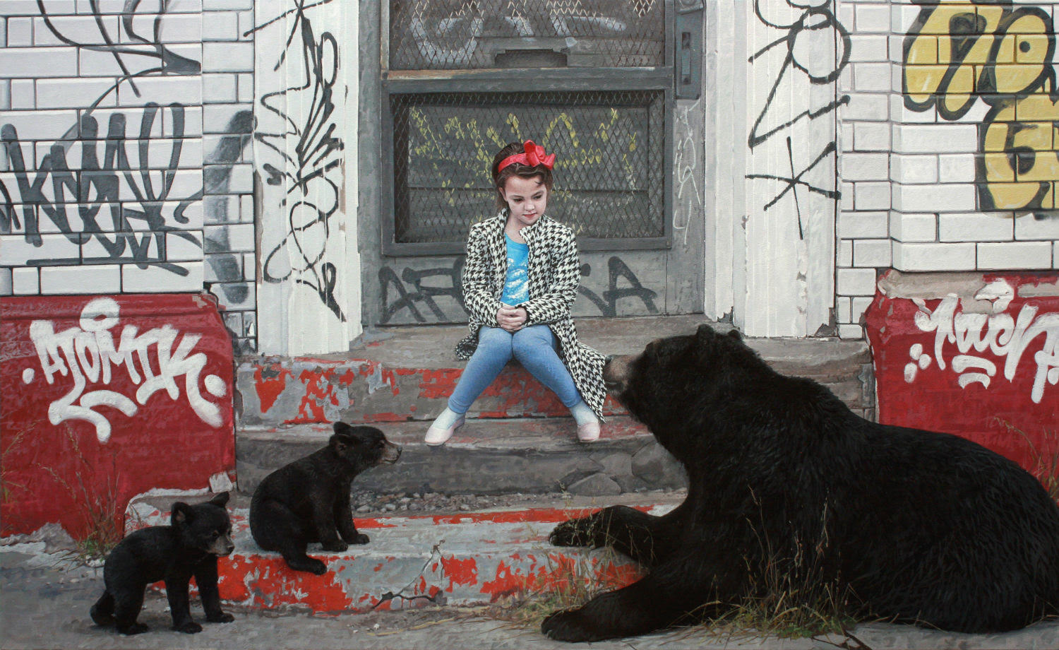 Kevin Peterson Black Bear