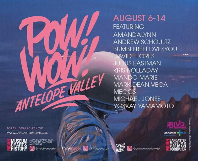 pow wow valley