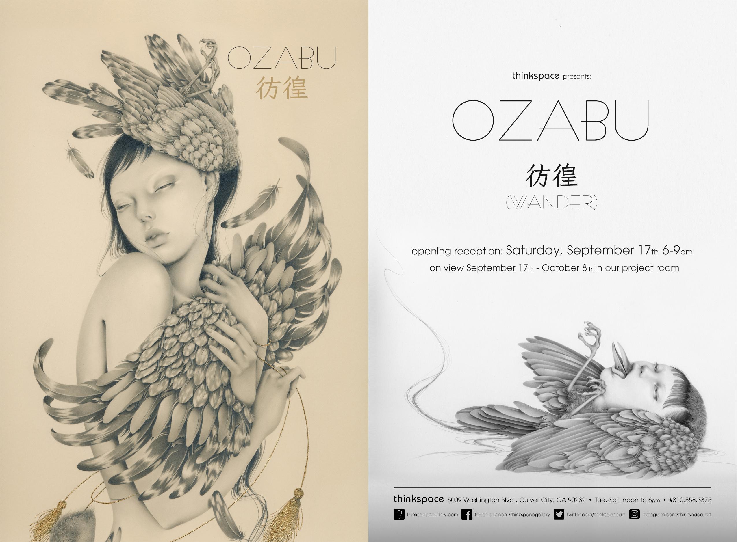 Ozabu Postcard