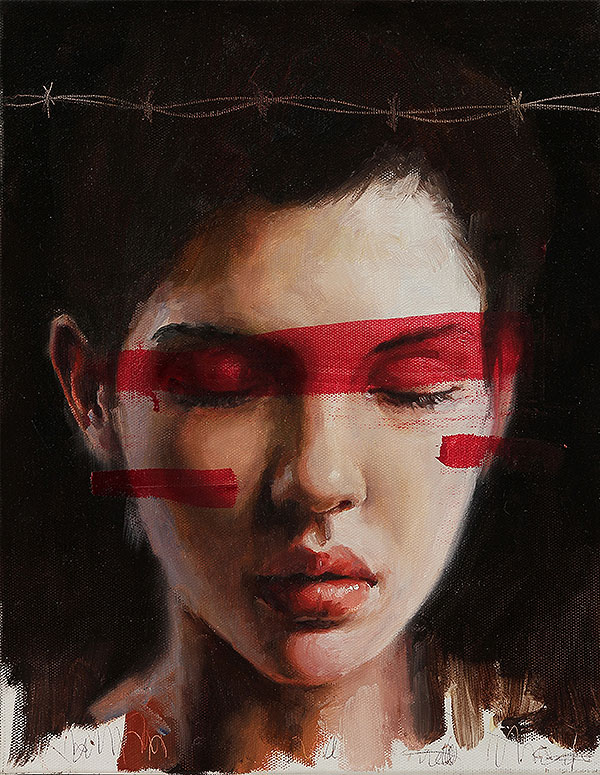 Adam Caldwell Red Stripe