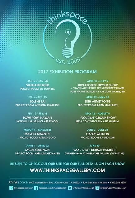 Thinkspace Gallery 2017