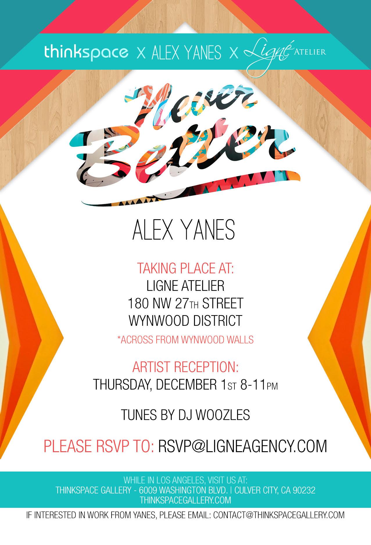 Alex Yanes In Miami