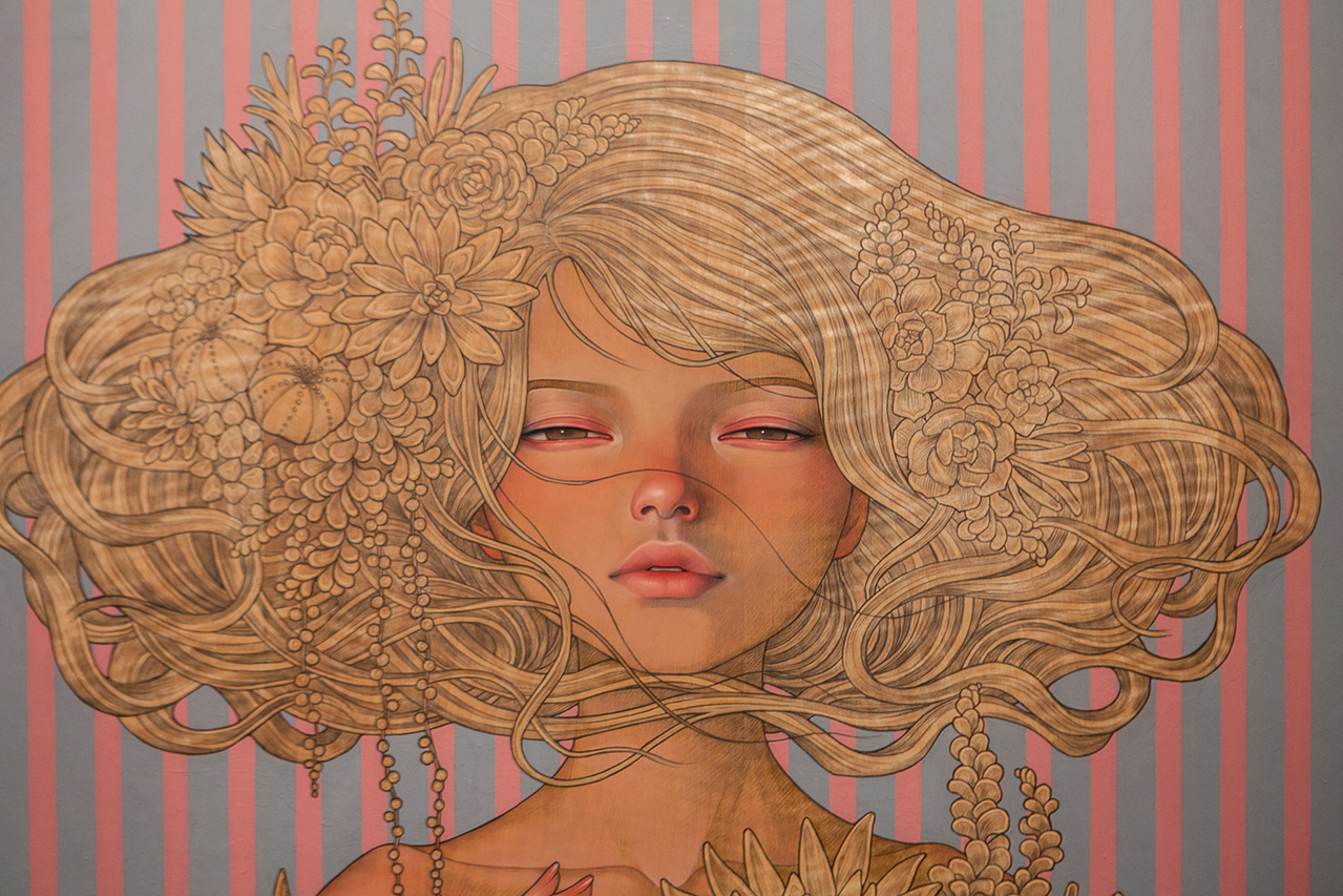 Audrey Kawasaki and Stella Im Hultberg Opening Reception